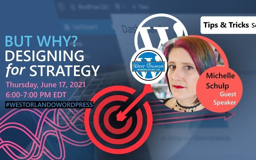 But Why? Designing For Strategy – Michelle Schulp